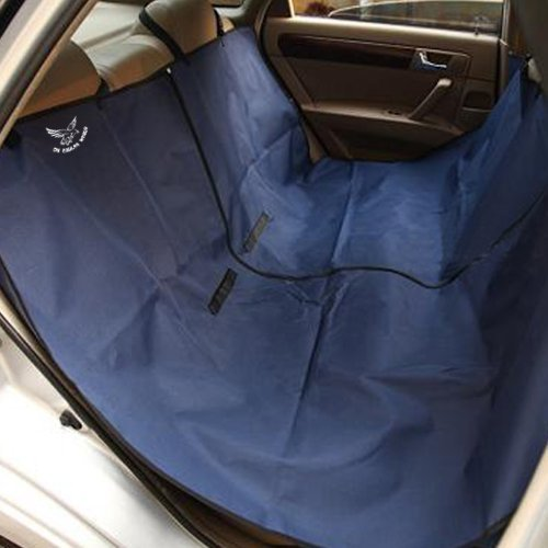 New Upgraded Dog Car Seat Cover For Rear Bench