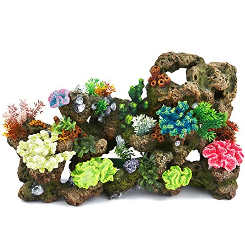 ... creates a Stunning Setting for your Fish Tank. This Decoration